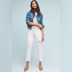 NWT Paige Bridgette Skinny Boyfriend Jeans